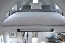Loft beds / by Talia Adomo