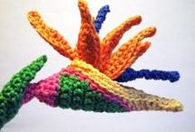 "Crochet Love / ""Write it. Shoot it. Publish it. Crochet it, sauté it, whatever. MAKE."" ~ Joss Whedon"
