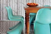Panton Chairs / by Talia Adomo