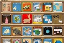 Mobile Montessori Apps