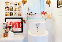 Powder Rooms with Attitude / by Talia Adomo