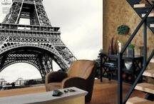 Eiffel Tower Decor / by Talia Adomo