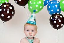 Birthday Funtastic! / by Jenelle Richards