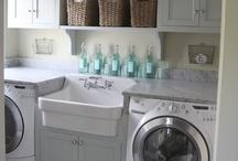 laundry room / by Stephanie Adams