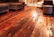 flooring / by Stephanie Adams