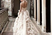 wedding dresses / by Stephanie Adams