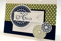Stampin' Up! Cards - Everyday / by Kim Miller