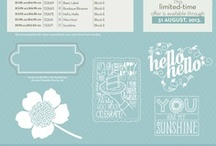Stampin' Up! Promotions / Promotions offered by Stampin' Up!