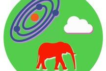 Science Apps / Use these Montessori inspired apps to learn about Life on our planet and beyond...