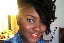 Natural Hair Protective Styles