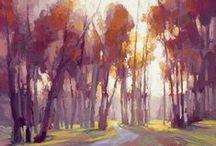art.landscape.trees / by Lori Gordon