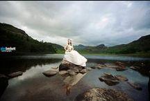Lakeside Wedding Mood Board Inspiration / Lakeside Romance inspiration for your wedding.