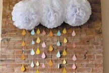 Baby Shower / Baby shower ideas / by Samantha Bens