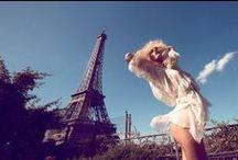 Paris + / by JTUMALA