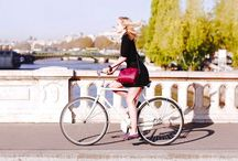 Biking + / by JTUMALA