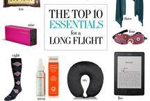 Essentials ✈️ + / by JTUMALA