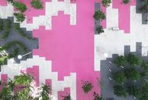Paving|Grounds / paving treatments, materials, patterns / by Falon Land Studio