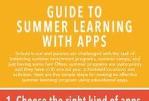 Montessori for Summer!