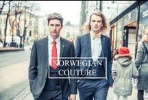 Norwegian Couture / Men´s Scandinavian Fashion.