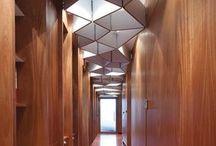 Ceiling/Hallway