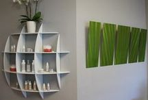 Our Spa / We offer massage, facials, waxing, peels, microdermabrasion and brow/lash tinting.