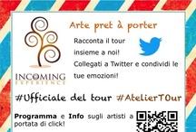 Eventi #2 - Social Media Torino @ Atelier Tour di Incoming Experience / In giro per Torino, con in testa il fil rouge della moda e dello stile.