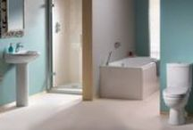 Modern Bathroom Suite Ranges / Our bathroom suite ranges include only high quality toilets, basins and bidets. Selected for their superb value-for-money, we have a wide variety of modern bathroom suites, traditional bathroom suites and everything in between. If your tight for space, we have some excellent compact bathroom suites with reduced depth toilets and smaller basins. Whatever the case may be, your dream bathroom is ready and waiting right here.
