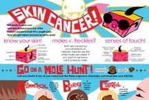 Say No to Skin Cancer / Providing valuable information to prevent damage from UVA/UVB rays.