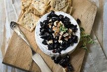 Tasty Appetizers / Whether you are looking for a goat or brie cheese appetizer to dip, spread or consume in one bite, this board has it all.  / by Joan of Arc Cheeses