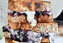 Super Delicious Sandwiches / by Joan of Arc Cheeses