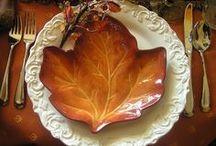 Thanksgiving at Home / Celebrating Thansgiving / by Dianna Maya