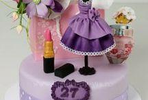 cake / by Dorota Kadysz