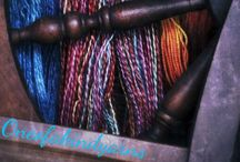 One of a kind yarns / Yarns that I make shop www.oneofakindyarns.co.za