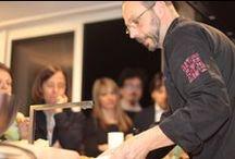 Show cooking / Loft di Lorenzo Vinci Milano