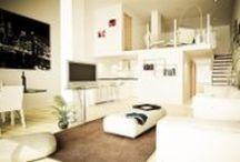 Interiores Infografía 3D / Visualiza acabados y espacios desde el primer momento.