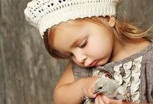 niños / Niños tiernos y asombrosos