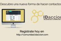 IDaccion Business Community / La red social diseñada exclusivamente para PYMES, emprendedores, empresarios....