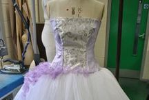 My Finished Pieces- LCC / Liverpool Community College- Costume Subsidiary