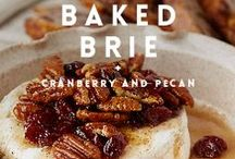 Baked Brie & Camembert / This decadent treat can be prepared in so many different ways! Check out these tasty, easy-to-prepare recipes for ideas for your next party. / by Joan of Arc Cheeses