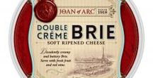 Our Cheeses / Exceptional quality and flavor make the Joan of Arc® brand the recognized leader in the United States and Europe for the finest bries and other French favorites. Joan of Arc® brie is the oldest trademarked French brie in the United States and has been imported since 1918. Whether you enjoy the rich, creamy flavors of brie and camembert or the refreshingly tart taste of goat cheese, we've got a cheese to please your palate.