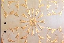 Decorated Doors by Gian Luigi Monti / Porte decorate per interni