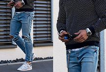 Men fashion / #MenFashion #goals Welcome to my pin-board!! Take a look below <3