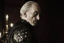 Charles Dance / He brings such elegnace and power to the characters he play.