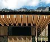 ARCHI-Wood work / Architecture