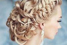 Our Wedding Inspiration / Everything from hair, dresses, decor to cake, accessories, makeup inspiration for your big day.