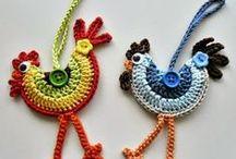 Pâques motifs / decorațiuni pe tema sărbătorilor pascale