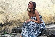 S/S '16 Dresses / #despinavandicollection Dress