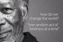 Welvaart voor Iedereen - Citaten / Inspirerende quotes voor een mooiere wereld.