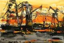 Cranes-Bridges
