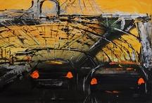 Cars, Movement, City